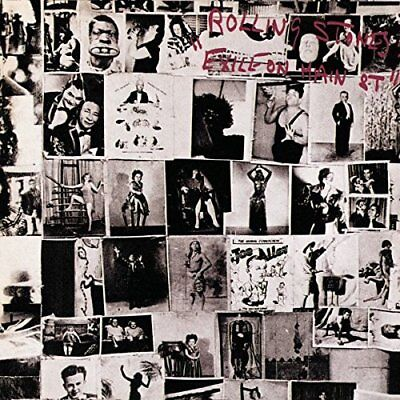 The Rolling Stones - Exile On Main Street [Remastered] [CD]