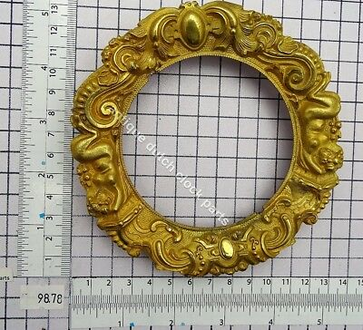 Antique Bezel For French Mantel Clock