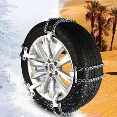Universal Anti-skid Tire Chains for Car Truck SUV Snow Winter Emergency Belt