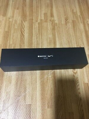 Box Only for Apple Watch Series 3 Nike 42mm Space Gray
