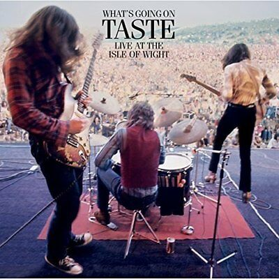 Taste - Whats Going On Live At The Isle Of Wight [CD]