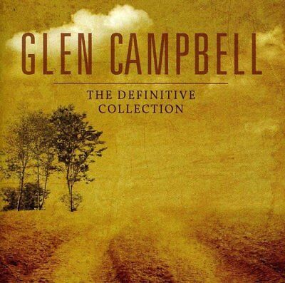 Glen Campbell - THE DEFINITIVE COLLECTION [CD]