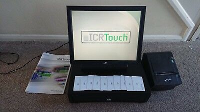 "Clearance ! J2550 / Partner Pt5500 15"" Touch Epos System Icrtouch 2009 Licenced"