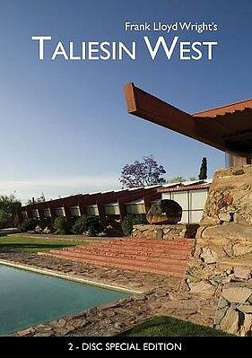 Frank Lloyd Wright's Taliesin West Special Edition 2008 by in-D media