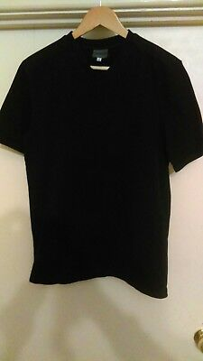 Versace Jean Couture Medusa embroided black T Shirt Size XL