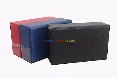New Storage Box / Case For PMG Graded Banknote Paper Money Currency Holder Black