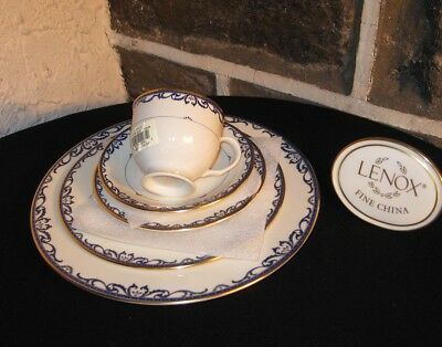 Lenox Liberty China Presidential collection 5 piece Place setting