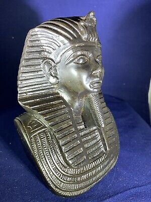 King Tut of Ancient Egypt  Statue -  Bust