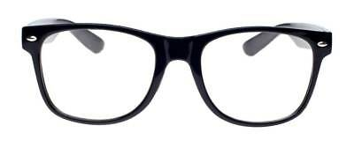 +1,5 Classic Unisex (Mens, Womens) Geek Style retro 1980's Reading Glases