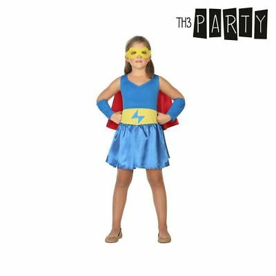 Costume per Bambini Th3 Party Supereroina S1109789