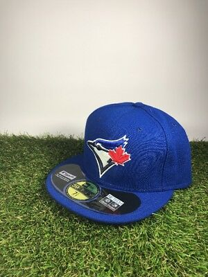 the latest 6df00 99b12 ... cheap toronto blue jays on field authentic new era 59fifty fitted 7 1 2  hat nwt