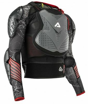 Pettorina Moto Cross Enduro Acerbis Scudo 3.0 Ce  Body Armour S/M