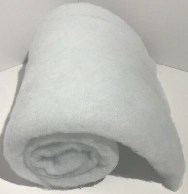 """96"""" x 108"""" King Size, Quilt Batting, Polyester, Quilt King Products"""