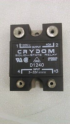 Crydom Solid State Relay D1240