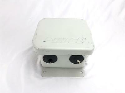 Pelco WCS1-4 Outdoor Single Output VAC CCTV Power Supply Unit 100VA