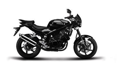 Hyosung GT125 P Naked 2018 *IN STOCK NOW*