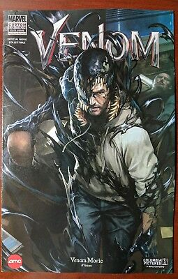 Venom Movie - Marvel Custom Edition Comic Book - AMC Exclusive in hand!