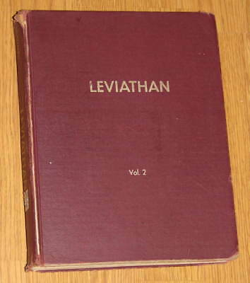 "LEVIATHAN, ""The World's Greatest Ship"" Vol. 2"