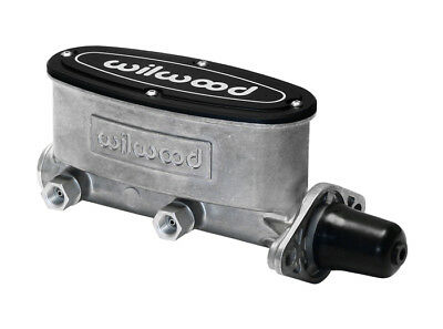 "Wilwood Master Cylinder Aluminium 1"" Bore Power & Non Power Brakes High Volume"