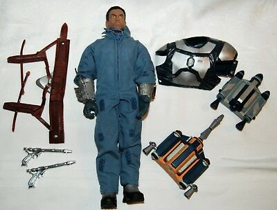 "Jango Fett 12"" Action Figure With Some Accessories Star Wars 2002"