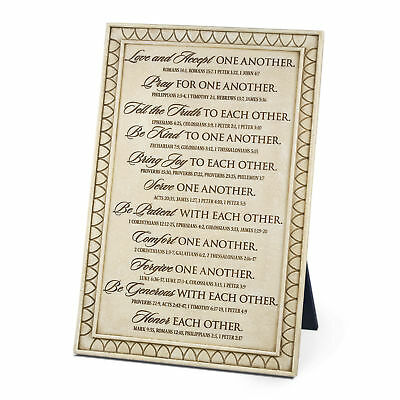 Plaque-One Another (#45001)