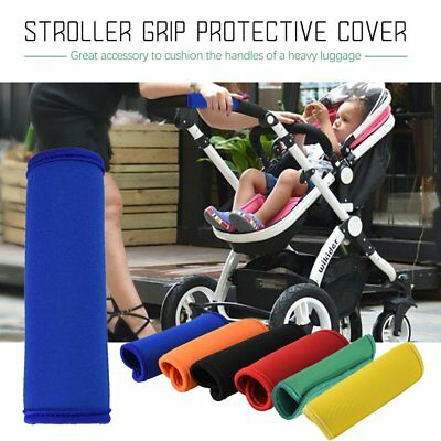 Pram Stroller Accessories Arm Protective Case Cover Handle Armrest Covers ZI