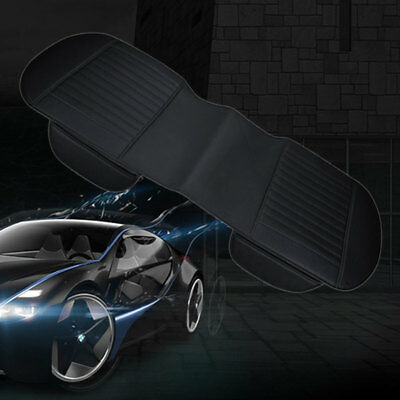 Auto Suv Rear Back Seat Leather Car Cover Waterproof 3-Seater Protector Mat Pad