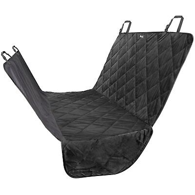 Pawaboo Pet Car Seat Cover, Hammock Style Dog Backing Seat Cover