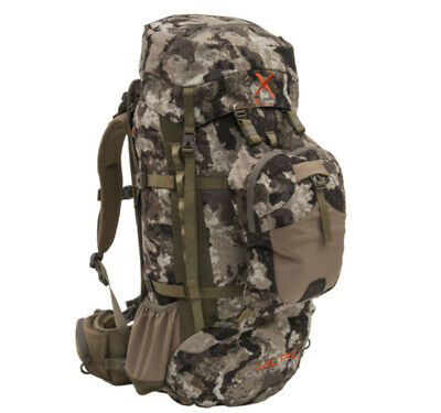 Alps Outdoorz Commander X + Pack Hunting Pack Cervidae Camo