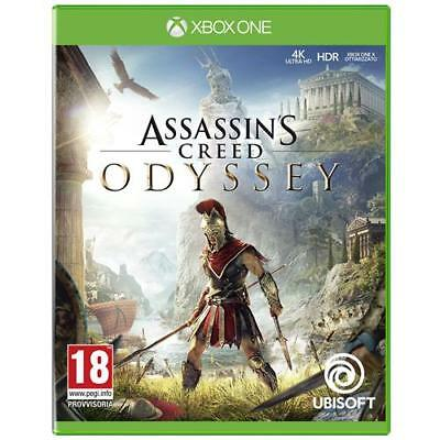 UBISOFT XONE - Assassin's Creed Odissey - Day One: 05/10/2018
