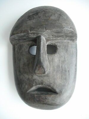Tribal Batak Mask, Sumatra, Indonesia Oceanic
