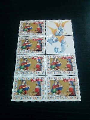 Ireland Mint Stamps 1995 Christmas Nativity Issue - Mnh Block Of 6 X 28P Value