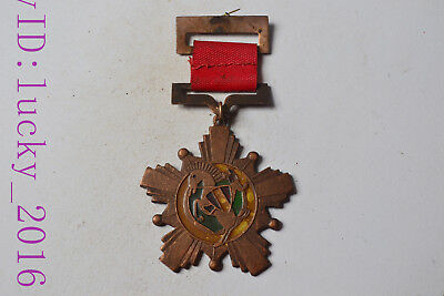 During World War II the Kuomintang knight Medal