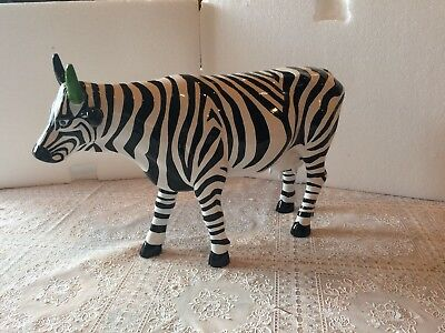 COWPARADE : The Greenhorn By Susan Roecker.