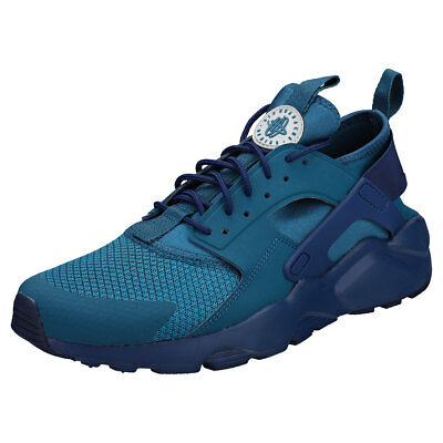 best loved f1d33 87634 Nike Air Huarache Run Ultra Blue Mens Trainers - 819685-414