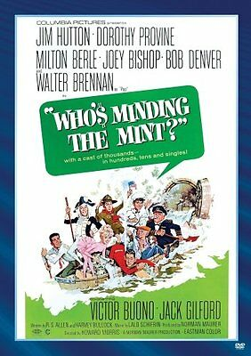 Who's Minding The Impecable? (1967) DVD - Jim Hutton,Dorothy Provine,Walter