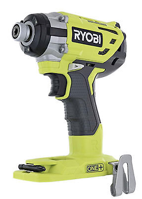 Ryobi P238 18v One+ Impact Driver Bare Tool Brushless 3,100RPM Open Box