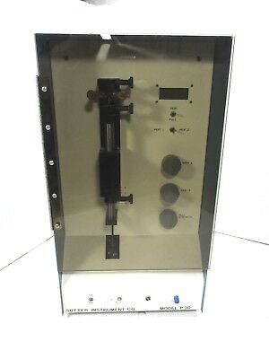 Sutter Instrument P-30 Vertical Lab Microinjection Needle Micropipette Puller T8
