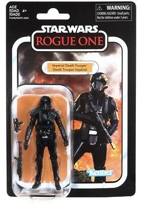 Imperial Death Trooper Actionfigur 3.75 inch Star Wars Vintage Collection TVC