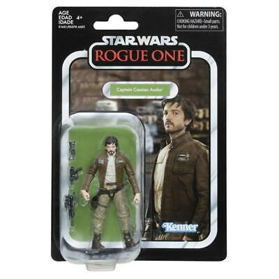 Captain Cassian Andor Actionfigur 3.75 inch Star Wars The Vintage Collection TVC