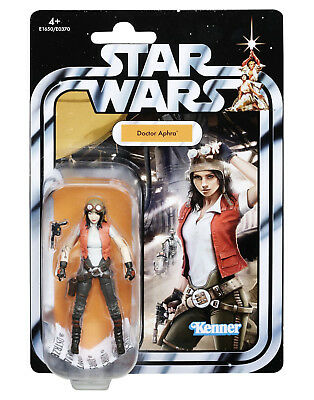 Doctor Aphra Actionfigur 3.75 inch, Star Wars The Vintage Collection TVC