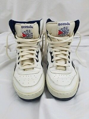 302d2c20a1e Hi 90 s Top Early 80 s Basketball Vintage Shoes Reebok Late Mens IeHYE2b9WD