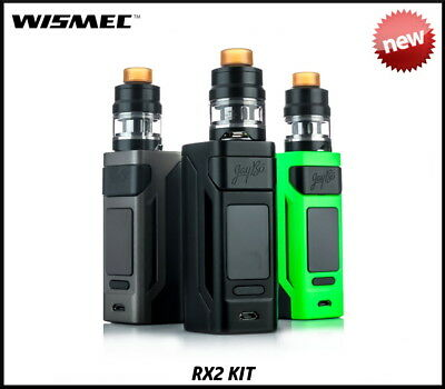 Wismec Reuleaux RX2 20700 200W Kit - GNOME TANK - 100% Authentic