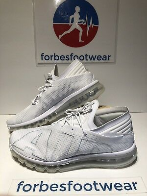 95258bbcd5f276 NIKE AIR MAX Flair Men s Running Shoes Size Us 13 White 942236-100 ...