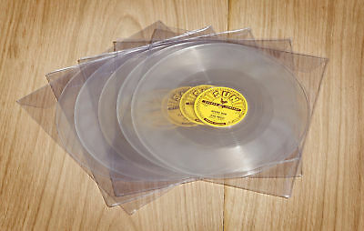 "ELVIS PRESLEY SET of ALL 5 SUN 10"" CLEAR VINYL 78 RPM SINGLES 2017 REPROS NEW"