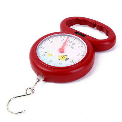 Portable Hand Luggage Scale Weighing Express Plastic Scale Luggage Travel Scale