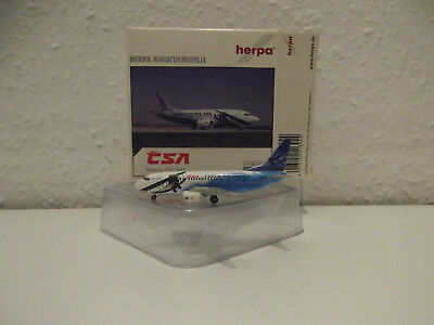 Herpa Wings CSA Czech Airlines 80 Jahre B737-500 1:500 Boeing 737 513944 OK-DGL