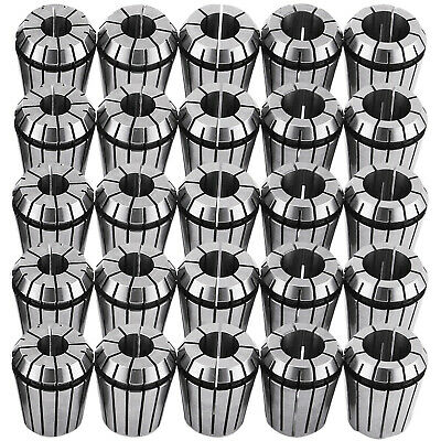 ER32 COLLET SET 12PC by 16th ACCURATE NEW INDUSTRIAL GRADE