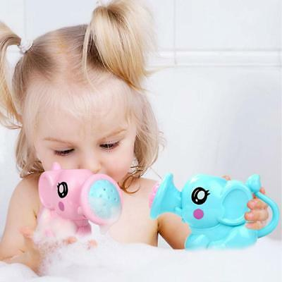 Elephant Bath Toys Water Taps Spout Spray Shower Water Kettle Play Kid Baby Gift