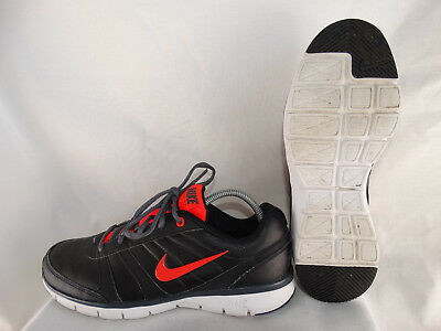 NIKE AIR TOTAL Core TR Damen Laufschuhe 488129 009 schwarz orange EU 38,5 US 7,5